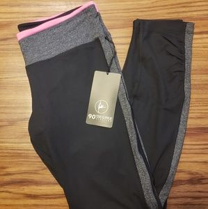 NWT 90 degree by reflex leggings